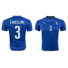 Maillot de match domicile Italia Chiellini