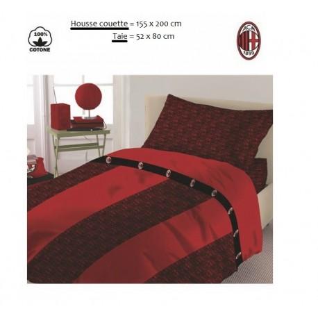 housse de couette milan complet 1 personne temposport. Black Bedroom Furniture Sets. Home Design Ideas