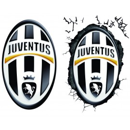 Stickers muraux, 2 logos Juve.
