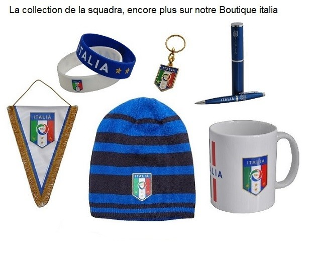 Collection Italia encore sur plus sur la Boutique Italia